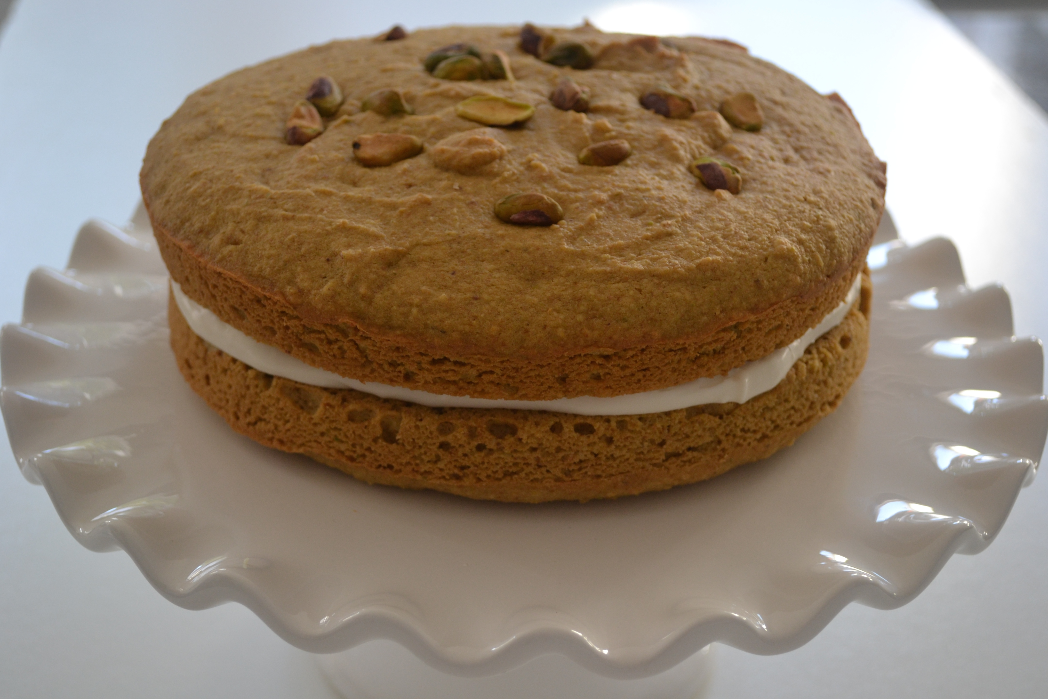 Cake recipes using pistachio paste